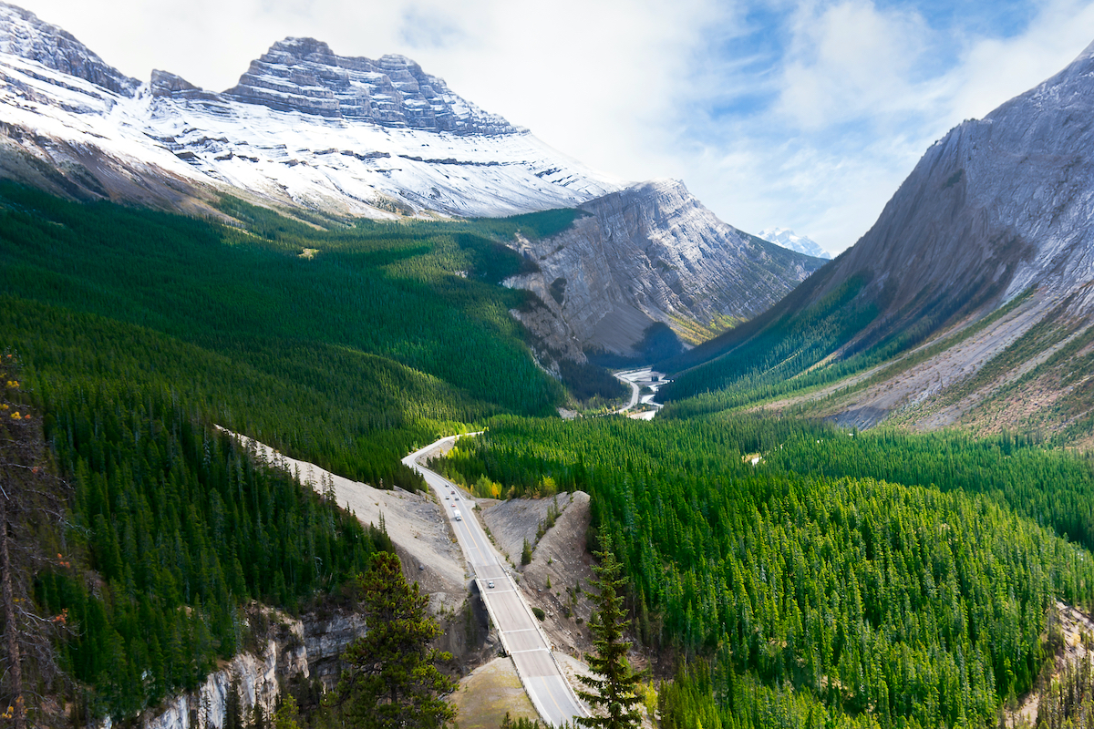 Icefields Parkway | Banff To Jasper Scenic Route - Spottico