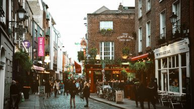 dublin ireland travel