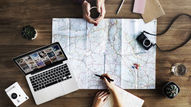 travel and earn