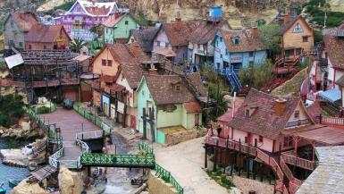 popeye village malta