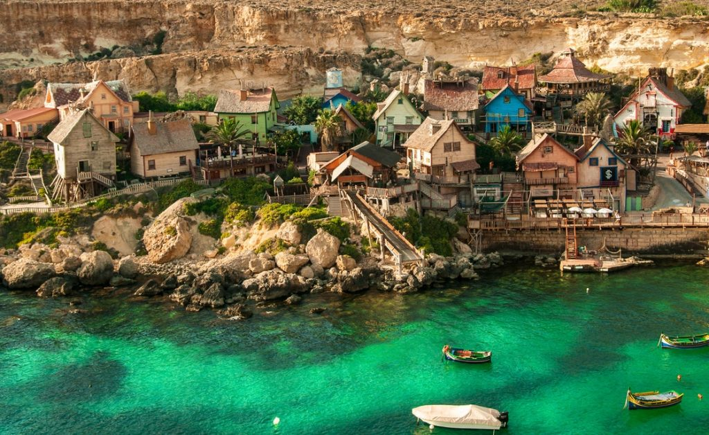 Forget GoT, Malta is Paradise for Popeye Lovers