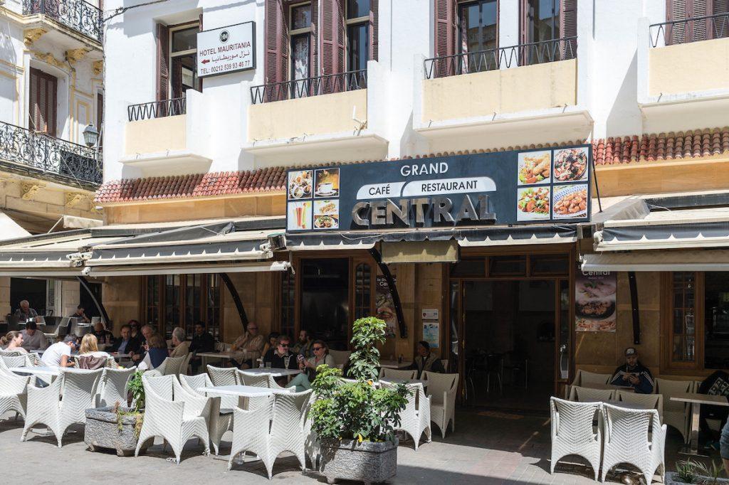 Cafe Tangier