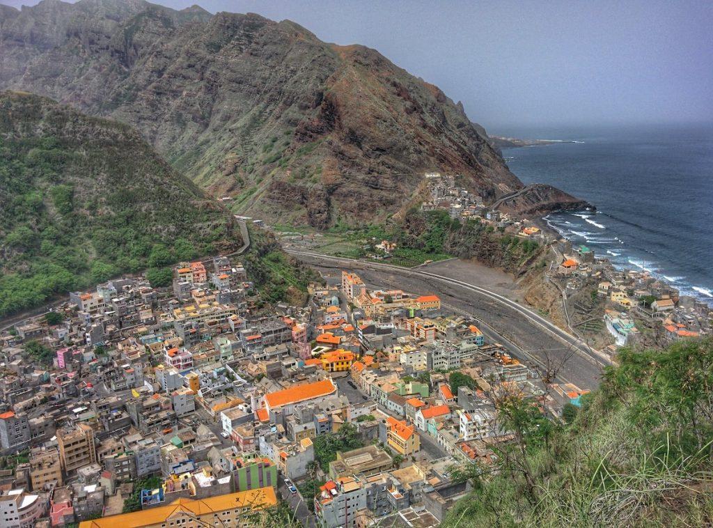 Santo Antao island Cape Verde